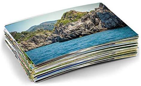 CARTA FOTOGRAFICA SATINATA//OPACA STAMPA PROFESSIONALE 500 FOTO DIGITALI 13x19